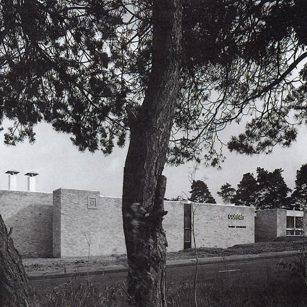 The Conran factory in Thetford, Norfolk. Courtesy of The Way We Live Now.   About Us 1960s