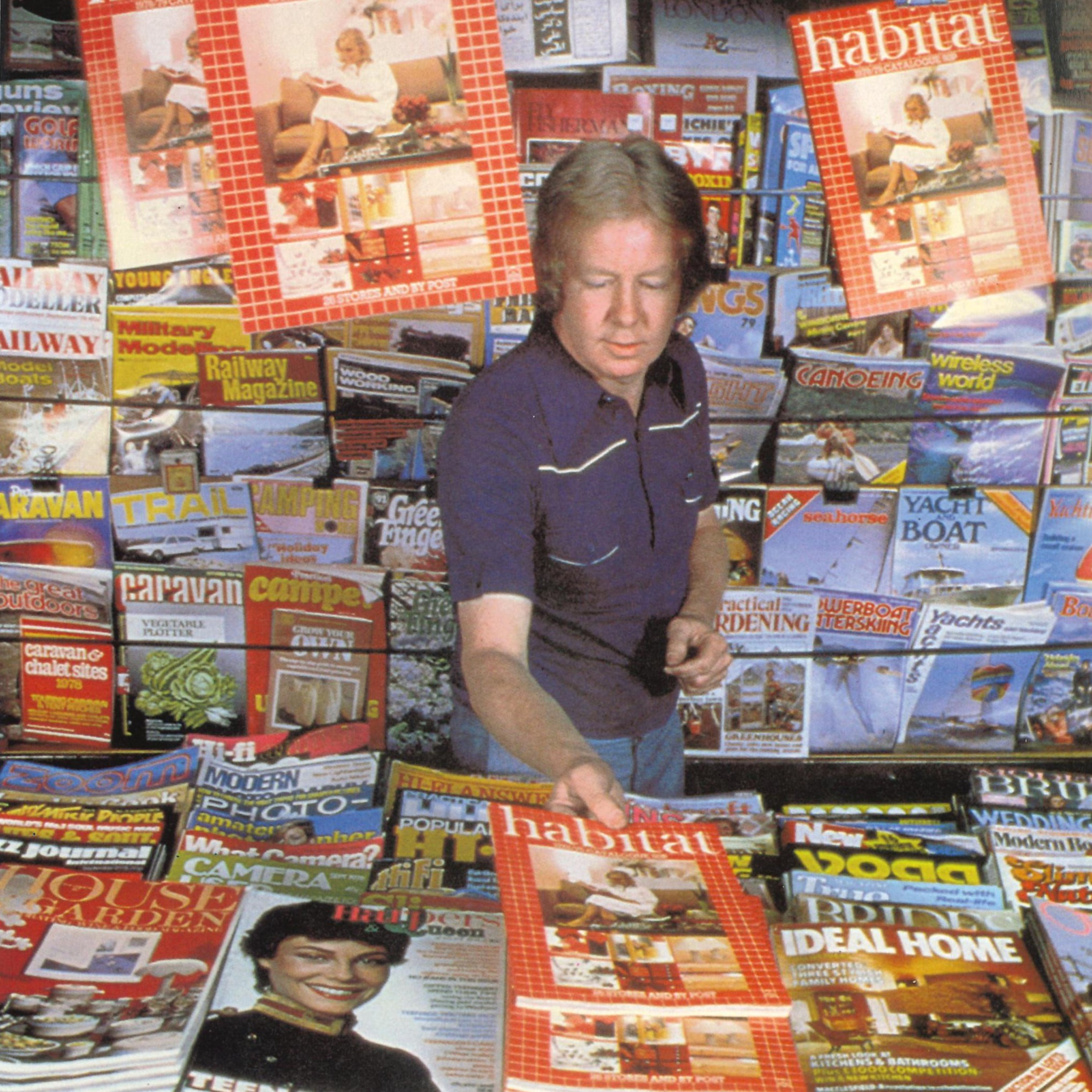 Habitat catalogues being sold on UK newsstands and branches of WHSmith. Source: My Life In Design | About Us 1960s & 70s