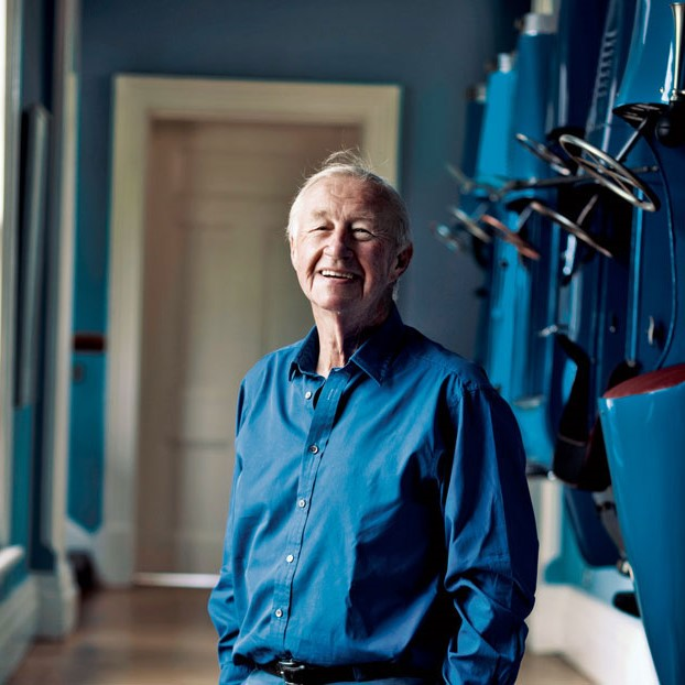 Sir Terence Conran. Source: My Life In Design | About us 1980s