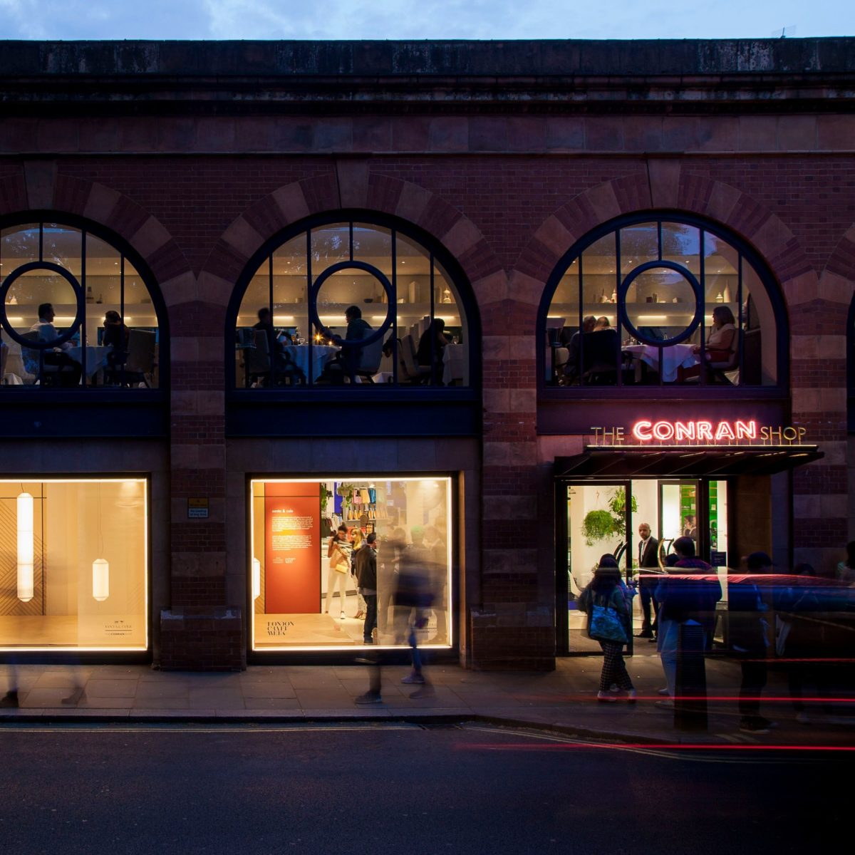The Conran Shop Marylebone | About us 1990s