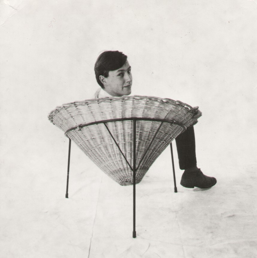 Terence Conran on his Cone Chair | About us 1970s